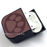 Pow Cat Dog Custom Air Pods Case Cover for Gen 1, Gen 2, Pro