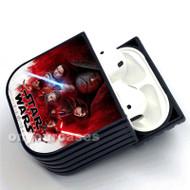 Star Wars The Last Jedi Custom Air Pods Case Cover for Gen 1, Gen 2, Pro