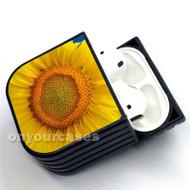 Sunflowers Custom Air Pods Case Cover for Gen 1, Gen 2, Pro