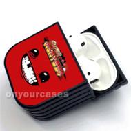 Super Meat Boy Custom Air Pods Case Cover for Gen 1, Gen 2, Pro