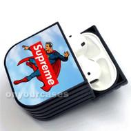 Superman Supreme Custom Air Pods Case Cover for Gen 1, Gen 2, Pro