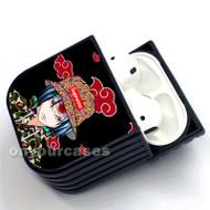 Uchiha Sasuke Supreme Bape OF Custom Air Pods Case Cover for Gen 1, Gen 2, Pro