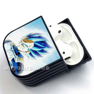 Vegeta Super Saiyan Blue Custom Air Pods Case Cover for Gen 1, Gen 2, Pro