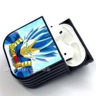 Vegeta Super Saiyan Blue Mastered 2 Custom Air Pods Case Cover for Gen 1, Gen 2, Pro