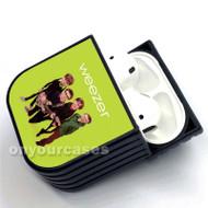 Weezer Custom Air Pods Case Cover for Gen 1, Gen 2, Pro