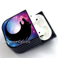 Wolf Galaxy Custom Air Pods Case Cover 1 for Gen 1, Gen 2, Pro