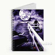 Eminem My Fault Custom Personalized Spiral Notebook Cover