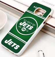 New York Jets 4 Samsung Galaxy S3 S4 S5 S6 S7 case / cases