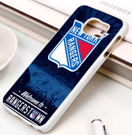 new york rangers 2 Samsung Galaxy S3 S4 S5 S6 S7 case / cases