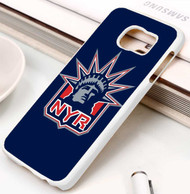 new york rangers Samsung Galaxy S3 S4 S5 S6 S7 case / cases