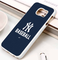 new york yankees BASE BALL Samsung Galaxy S3 S4 S5 S6 S7 case / cases