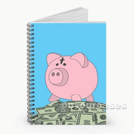 21 Savage Bank Account Custom Personalized Spiral Notebook Cover