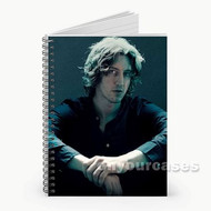 Dean Lewis Custom Personalized Spiral Notebook Cover