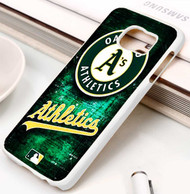 Oakland Athletics 2 Samsung Galaxy S3 S4 S5 S6 S7 case / cases