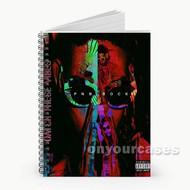 Scrub Pn B Rock Custom Personalized Spiral Notebook Cover