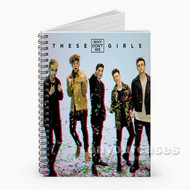 Why Don t We These Girls Custom Personalized Spiral Notebook Cover