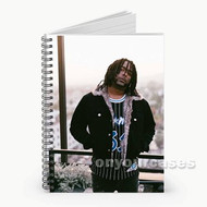 03 Greedo Custom Personalized Spiral Notebook Cover