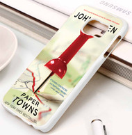 Paper Towns  John Green Samsung Galaxy S3 S4 S5 S6 S7 case / cases