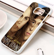 paper towns john green movie Samsung Galaxy S3 S4 S5 S6 S7 case / cases