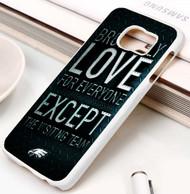 Philadelphia Eagles 3 Samsung Galaxy S3 S4 S5 S6 S7 case / cases