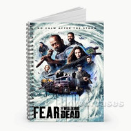 The Walking Dead Season 9 Custom Personalized Spiral Notebook Cover