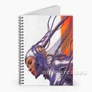 070 Shake Guilty Conscience Custom Personalized Spiral Notebook Cover