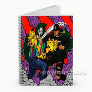 2 Stings WESTSIDEDOOM Custom Personalized Spiral Notebook Cover