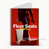 A AP Ferg Floor Seats Custom Personalized Spiral Notebook Cover