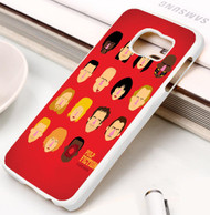 Pulp Fiction Samsung Galaxy S3 S4 S5 S6 S7 case / cases