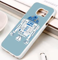 R2-D2 starwars Samsung Galaxy S3 S4 S5 S6 S7 case / cases