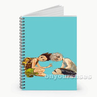 Gon and Killua Hunter X Hunter Custom Personalized Spiral Notebook Cover