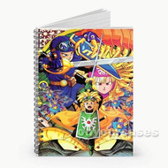 Dragon Quest Custom Personalized Spiral Notebook Cover