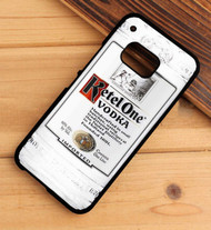Ketel One Vodka HTC One X M7 M8 M9 Case