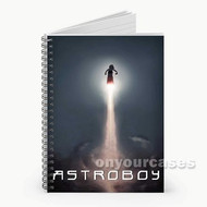 Astroboy Cover Custom Personalized Spiral Notebook Cover