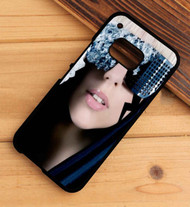 Lady Gaga galsses HTC One X M7 M8 M9 Case