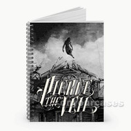 Pierce The Veil Cover Custom Personalized Spiral Notebook Cover