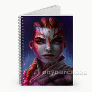 Pillars of Eternity Custom Personalized Spiral Notebook Cover