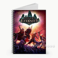 Pillars of Eternity Fighting Custom Personalized Spiral Notebook Cover