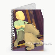 That Dragon Cancer Child Custom Personalized Spiral Notebook Cover