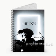 The 1975 Concert Custom Personalized Spiral Notebook Cover