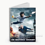 The Brothers Grimsby Custom Personalized Spiral Notebook Cover