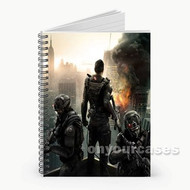 Tom Clancy s Rainbow Six Siege Ready For Battle Custom Personalized Spiral Notebook Cover