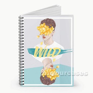Troye Sivan Wild Custom Personalized Spiral Notebook Cover