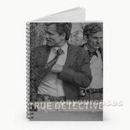 True Detective Custom Personalized Spiral Notebook Cover