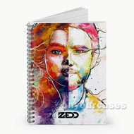 Zedd feat Selena Gomez I Want You to Know Custom Personalized Spiral Notebook Cover