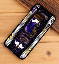Minnesota Vikings 3 HTC One X M7 M8 M9 Case