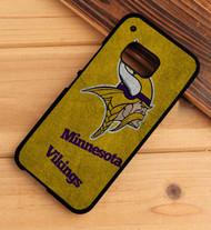 Minnesota Vikings HTC One X M7 M8 M9 Case