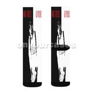 Tony K upreme Feat Lil Yachty Custom Sublimation Printed Socks Polyester Acrylic Nylon Spandex with Small Medium Large Size