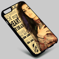 Charli XCX (2) on your case iphone 4 4s 5 5s 5c 6 6plus 7 Samsung Galaxy s3 s4 s5 s6 s7 HTC Case