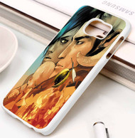 saga image comic Samsung Galaxy S3 S4 S5 S6 S7 case / cases